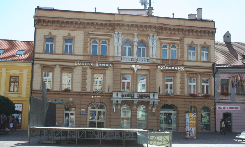 eFamily - Volksbank Prešov